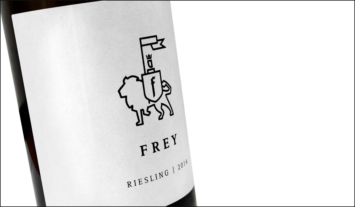 Weingut Frey – Corporate Design – Etiketten Design