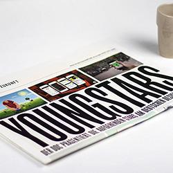 DDC Zukunft Youngstars – Editorial Design