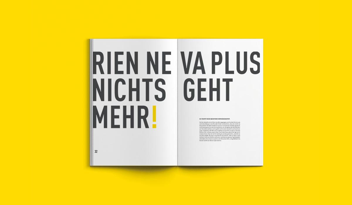 *Stauende – Bachelorthesis Christian Scholz
